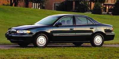 2003 Buick Century Custom Front Wheel Drive Tires - Front All-Season Tires - Rear All-Season Pow