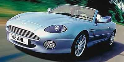 2002 Aston Martin DB7 Vantage Vantage Volante LockingLimited Slip Differential Traction Control
