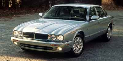 2001 Jaguar XJ  Traction Control Stability Control Rear Wheel Drive Tires - Front Performance T