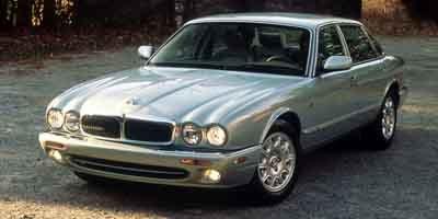 2000 Jaguar XJ Supercharged