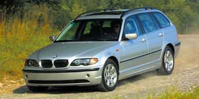 2004 BMW 3 Series 325xi AWD