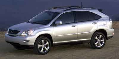 2004 Lexus RX 330  Traction Control Stability Control All Wheel Drive Tires - Front OnOff Road