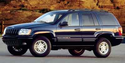 2001 Jeep Grand Cherokee Limited Four Wheel Drive Tires - Front All-Season Tires - Rear All-Seaso