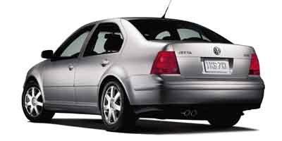 2003 Volkswagen Jetta Sedan GLX