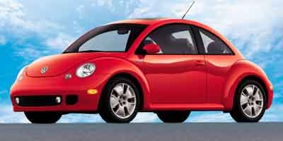 2003 Volkswagen New Beetle Coupe S