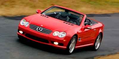 2004 Mercedes SL-Class  Traction Control Stability Control Rear Wheel Drive Air Suspension Acti