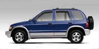 2000 Kia Sportage  Four Wheel Drive Tires - Front All-Season Tires - Rear All-Season Conventiona