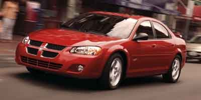 2004 Dodge Stratus SXT Front Wheel Drive Tires - Front All-Season Tires - Rear All-Season Tempor