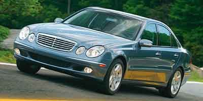 2004 Mercedes E-Class 50L Traction Control Stability Control Rear Wheel Drive Air Suspension A