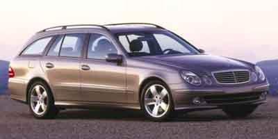 2004 Mercedes-Benz E-Class 3.2L
