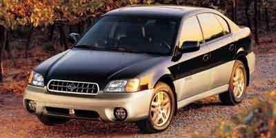 2003 Subaru Legacy Sedan Outback Ltd All Wheel Drive LockingLimited Slip Differential Tires - Fr