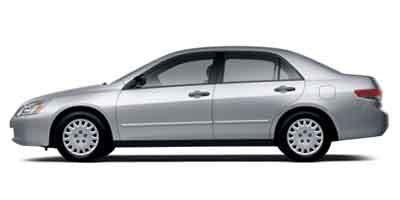 2003 Honda Accord Sdn DX Front Wheel Drive Engine Immobilizer Tires - Front All-Season Tires - R