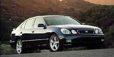 2000 Lexus GS 400 400 Traction Control Rear Wheel Drive Tires - Front Performance Tires - Rear P