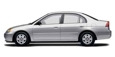 Used 2003 Honda Civic Sedan in Lakeland, FL