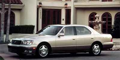 2000 Lexus LS 400 400