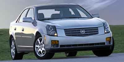 2004 Cadillac CTS RWD Traction Control Rear Wheel Drive Tires - Front Performance Tires - Rear P