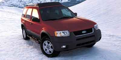 2004 Ford Escape XLT Four Wheel Drive Tires - Front All-Season Tires - Rear All-Season Aluminum