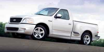 2004 Ford F-150 Heritage Lightning