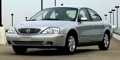 2004 Mercury Sable LS Premium Front Wheel Drive Tires - Front All-Season Tires - Rear All-Season
