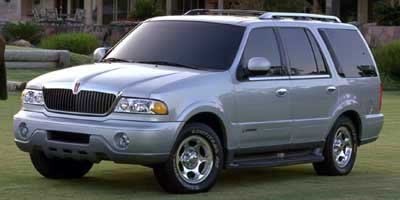 2000 Lincoln Navigator  Rear Wheel Drive LockingLimited Slip Differential Tow Hitch Air Suspens