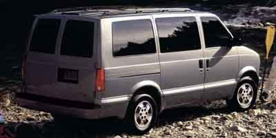 2004 Chevrolet Astro Passenger  Rear Wheel Drive Tires - Front All-Season Tires - Rear All-Season