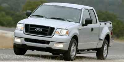 2004 Ford F-150 STX Rear Wheel Drive Tires - Front All-Season Tires - Rear All-Season Convention