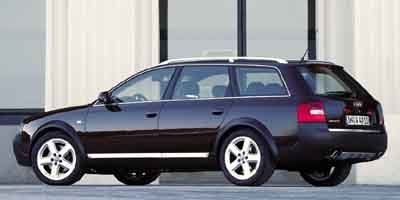 2004 Audi allroad 27T Turbocharged All Wheel Drive Traction Control Air Suspension Stability C