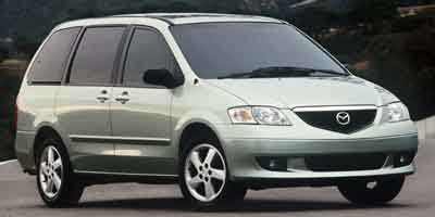 2003 Mazda MPV  Front Wheel Drive Tires - Front All-Season Tires - Rear All-Season Temporary Spa