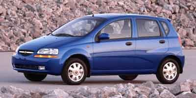 2004 Chevrolet Aveo Special Value