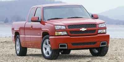 2004 Chevrolet Silverado SS SS  10-way power adjustable drivers seat 345 hp horsepower 4 Doors