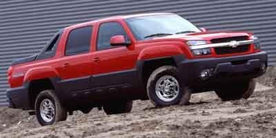 2004 Chevrolet Avalanche Base