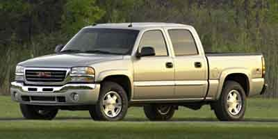2004 GMC Sierra 1500 Crew Cab  Four Wheel Drive Tires - Front OnOff Road Tires - Rear OnOff Roa