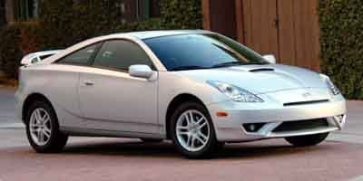2004 Toyota Celica GT Front Wheel Drive Tires - Front All-Season Tires - Rear All-Season Tempora