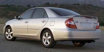 2004 Toyota Camry XLE Front Wheel Drive Tires - Front All-Season Tires - Rear All-Season Convent