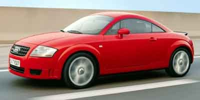2004 Audi TT  Turbocharged All Wheel Drive Traction Control Stability Control Brake Actuated Li