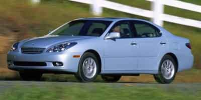 2004 Lexus ES 330  Front Wheel Drive Tires - Front Performance Tires - Rear Performance Aluminum