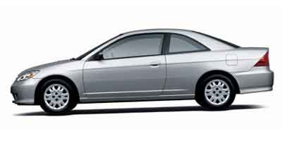 Used 2004 Honda Civic Coupe in San Diego, CA