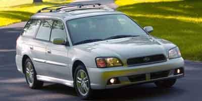 2004 Subaru Legacy Wagon L