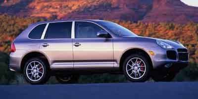 2004 Porsche Cayenne Turbo Turbocharged All Wheel Drive Air Suspension Active Suspension Tracti