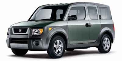 2004 Honda Element EX Front Wheel Drive Engine Immobilizer Tires - Front All-Season Tires - Rear