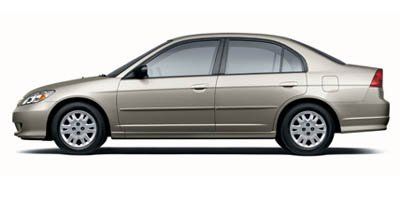 2004 Honda Civic Sedan LX