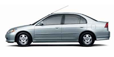 2004 Honda Civic Hybrid Sedan Hybrid