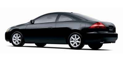 2004 Honda Accord Coupe EX