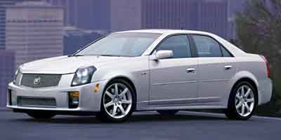 2004 Cadillac CTS-V 4DR SDN Traction Control Rear Wheel Drive Stability Control Tires - Front Pe
