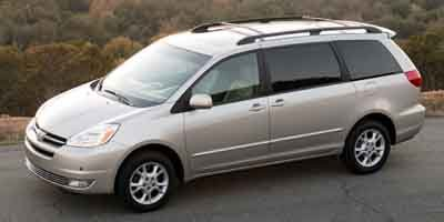 2004 Toyota Sienna XLE Multi-Function Steering WheelAir ConditioningVehicle Stability AssistRear