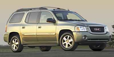 2004 GMC Envoy XL SLE Rear Wheel Drive Tow Hitch Tires - Front All-Season Tires - Rear All-Seaso