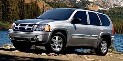 2005 Isuzu Ascender LS LockingLimited Slip Differential Rear Wheel Drive Tow Hitch Tires - Fron