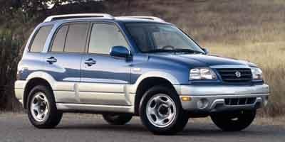2004 Suzuki Grand Vitara EX Four Wheel Drive Tires - Front All-Season Tires - Rear All-Season Al