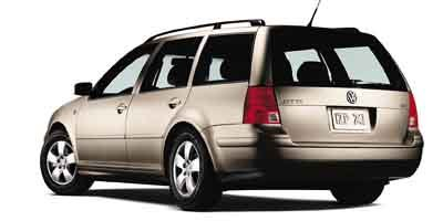2004 Volkswagen Jetta Wagon GL Turbocharged Front Wheel Drive Tires - Front All-Season Tires - R
