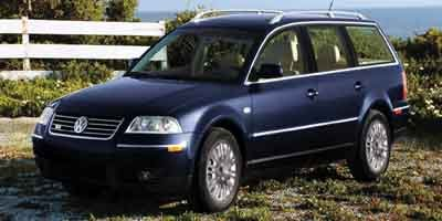 2004 Volkswagen Passat Wagon GLS LEATHER SEAT TRIM Turbocharged Traction Control Front Wheel Dri